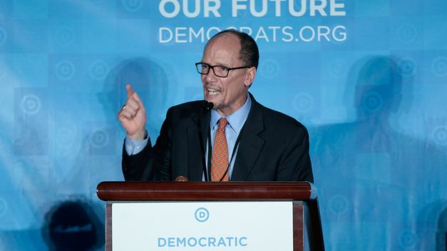 DNC Gives Finger to Working Americans; Elects Tom Perez as Party Chairman