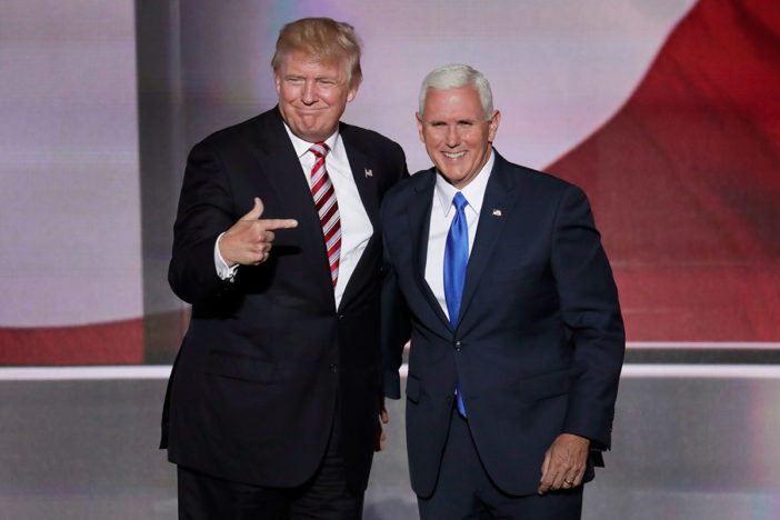 Let's Impeach Trump So Mike Pence Can Be President!