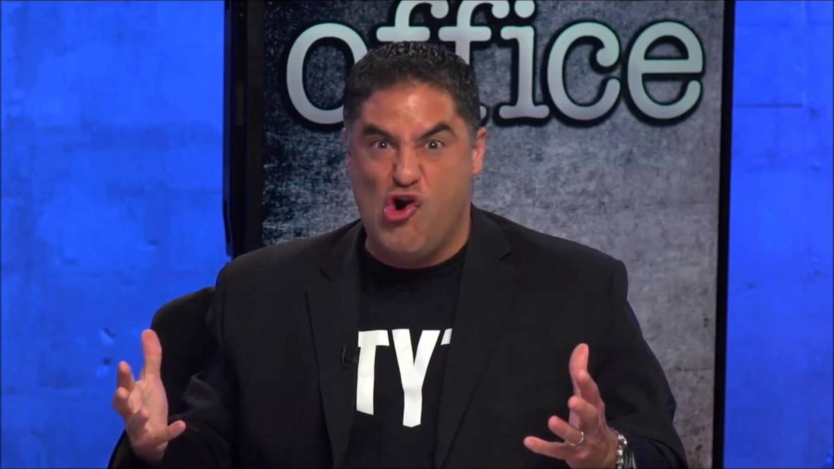"""Cenk Uygur Backstabbed by Regressive-Feminist """"Justice Democrats"""" Group over Allegedly Sexist Jokes He Made Two DecadesAgo"""